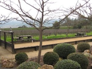 Bocce ball court Dutch Henry Winery