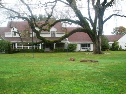 Shady Oaks Ranch Meadowbrook main house