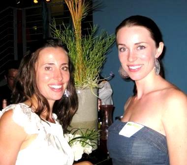 Catrina and Marianna at California Academy of Sciences