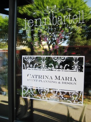 Jenn Bartell Photography and Catrina Maria Designs Logos