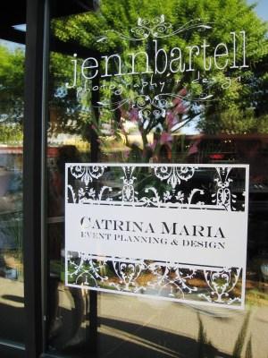 Jenn Bartell Photography and Catrina Maria Designs Logos