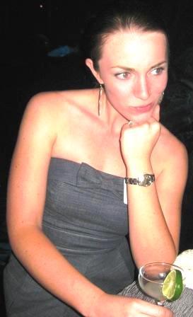Marianna thinking deep thoughts