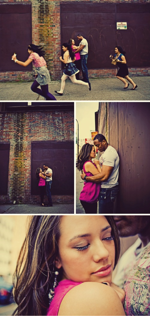Carla and Loren Engagement by Tinywater