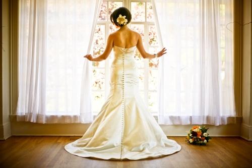 Anna the Bride at Monte Verde Inn