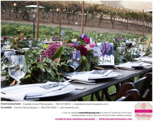 Taber ranch Farm Tables